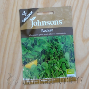 Osiva - Roketa setá, Johnsons seeds